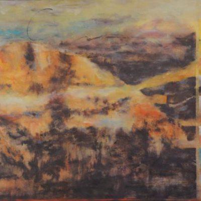 "48"" x 60"" oil on canvas"
